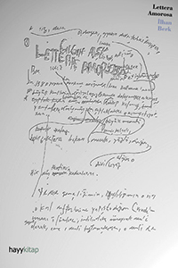 Lettera Amorosa