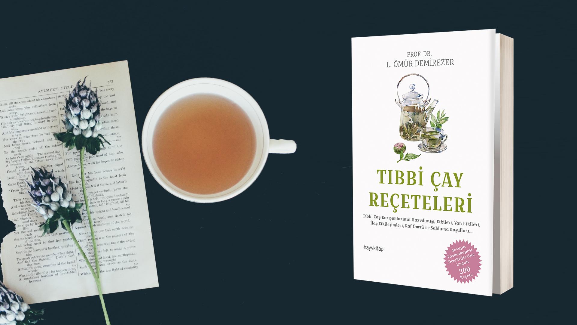 Tıbbi Çay Reçeteleri