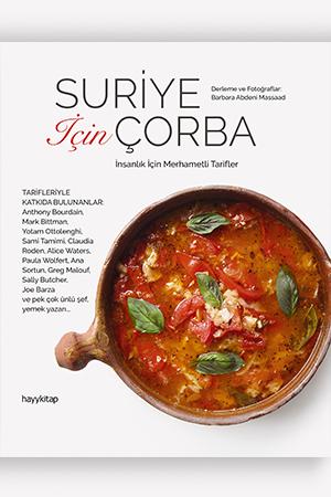 Suriye için Çorba