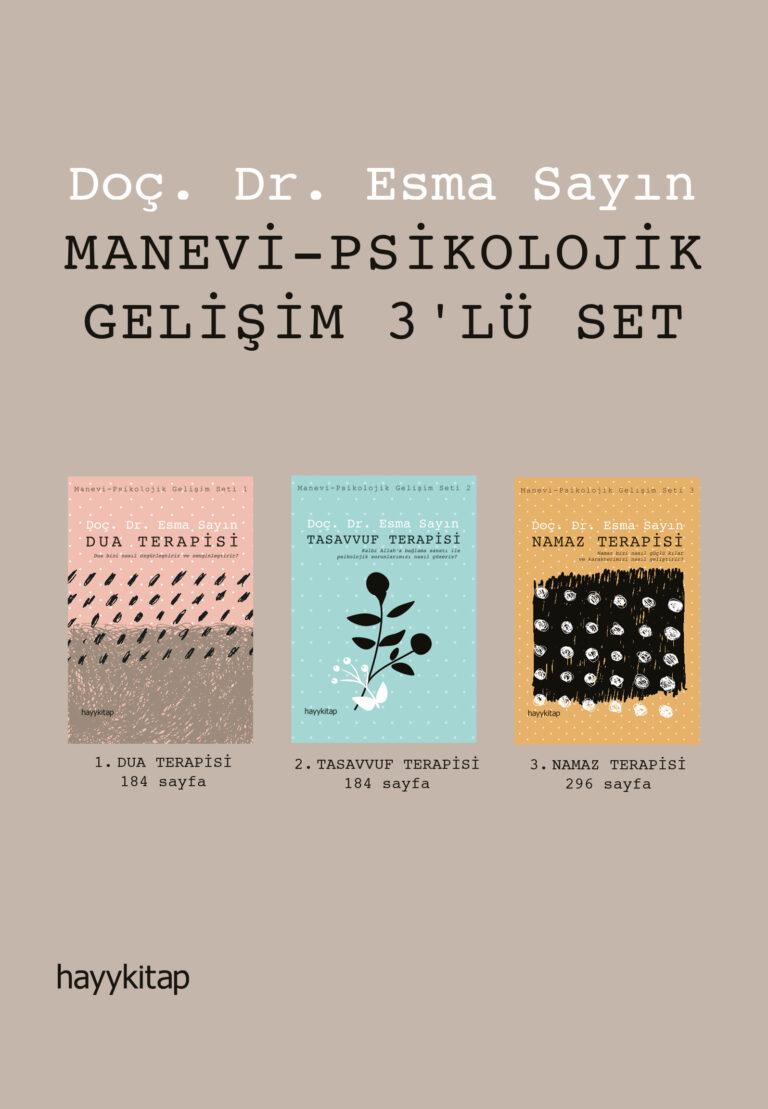 Manevi – Psikolojik Gelişim 3'lü Set