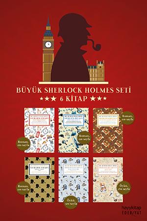 Büyük Sherlock Holmes Seti
