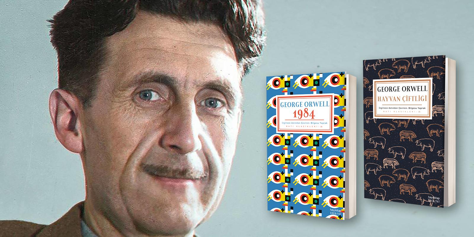 George Orwell Kitapları Sizlerle...