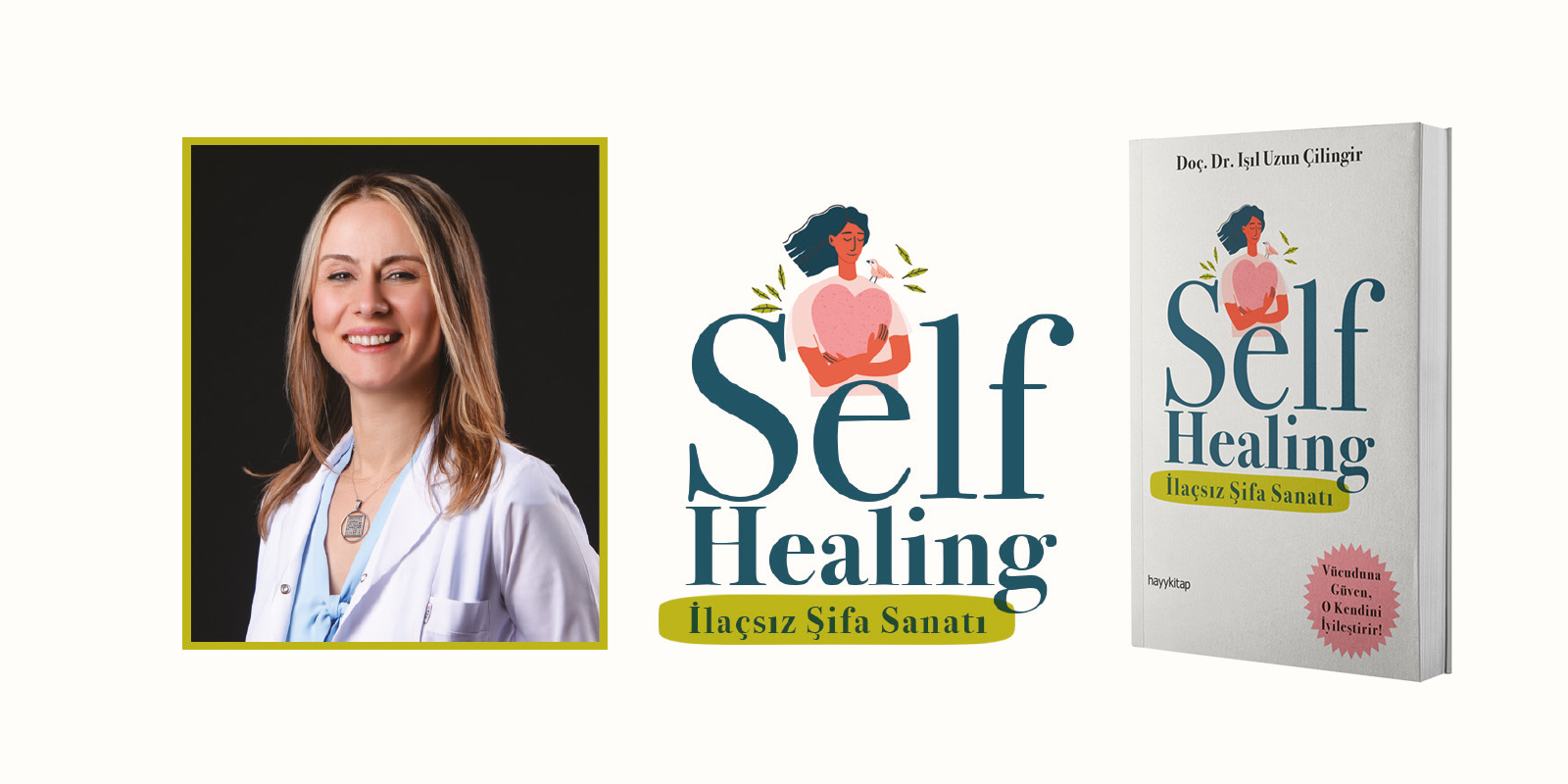 Self Healing – İlaçsız Şifa Sanatı